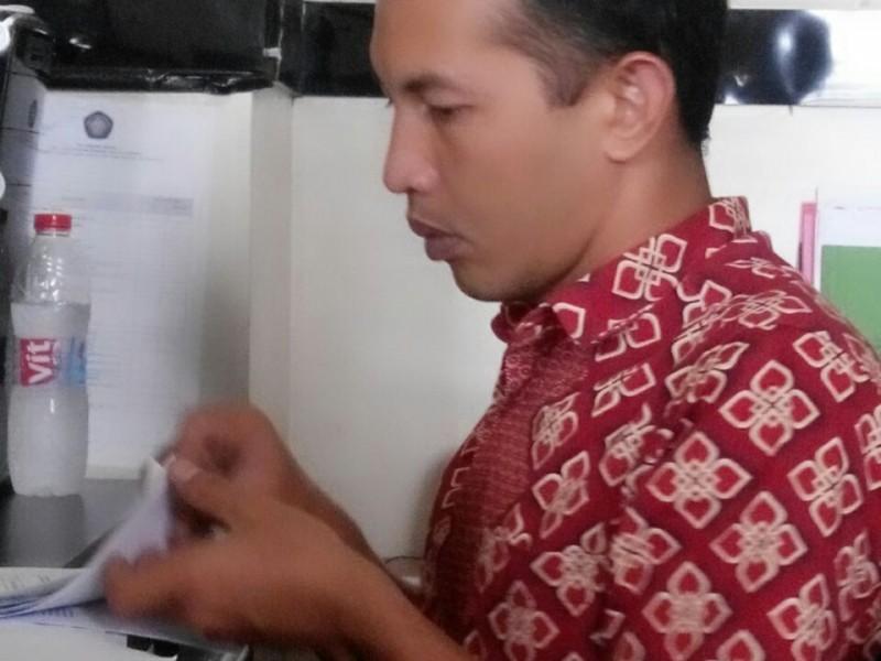 Sandy Kurniawan, SE.